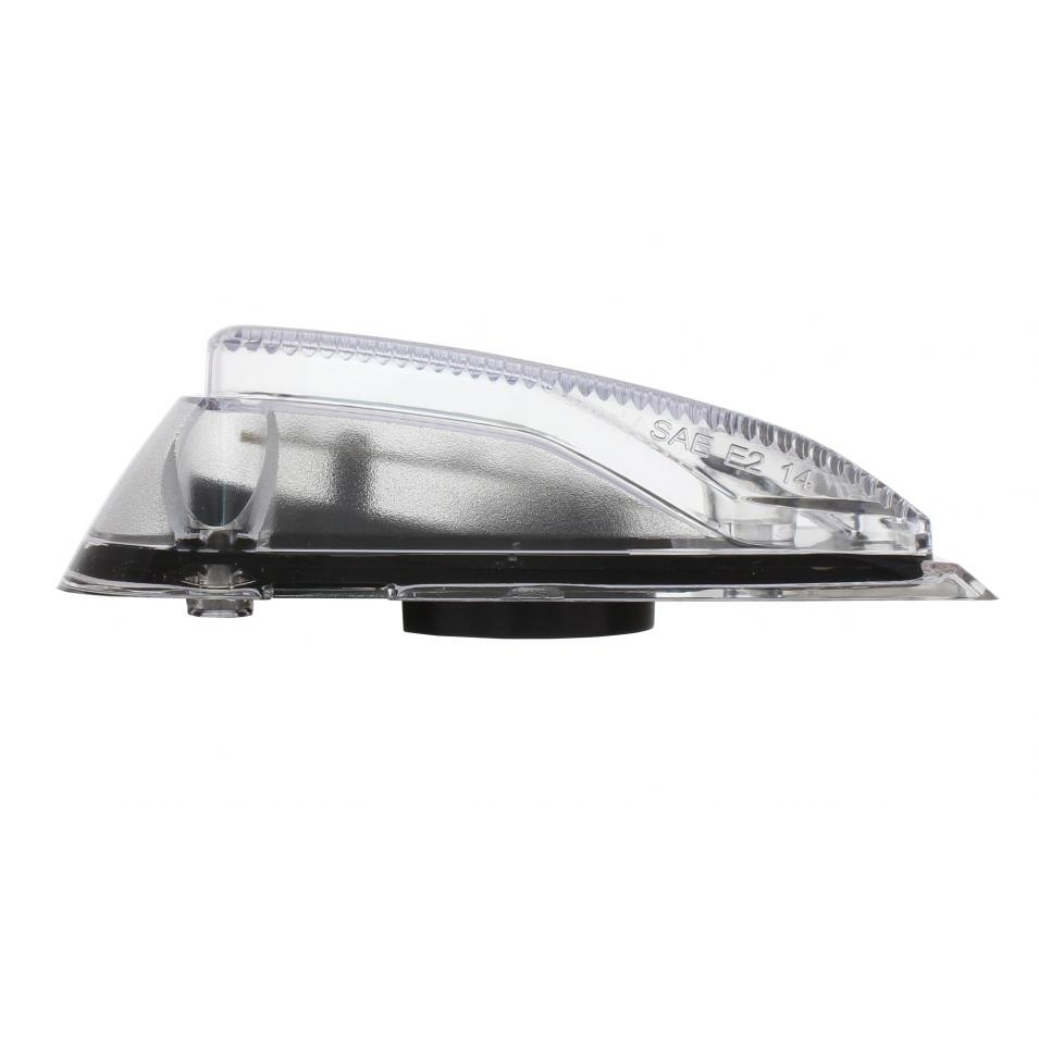6 LED Volvo Side Indicator Light - Clear Lens